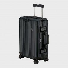 Lufthansa Alu Premium (ステルス) 4輪 機内持ち込 黒 1740878 廃盤